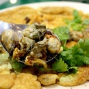 Fried Oyster from a traditional restaurant at Bt Ho Swee.