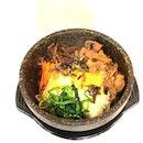 Craving for Korean food.