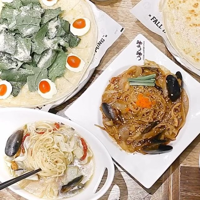 #GIVEAWAY Love some Korean Jjamppong & Pizzas from Nipong Naepong?