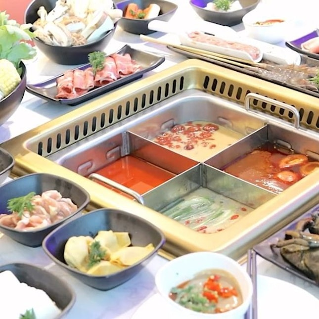 Craving for Hotpot?