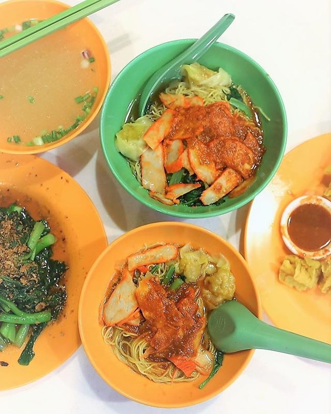 Kok Kee Wanton Mee 国记云吞面 has announced that they would make a return this March 2019.