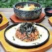 If you have craving for Korean Kimchi Fried Rice, Bibimbap and Bulgogi Rice, look no further.