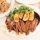 Ah Seng Braised Duck Rice (Serangoon Garden Market)