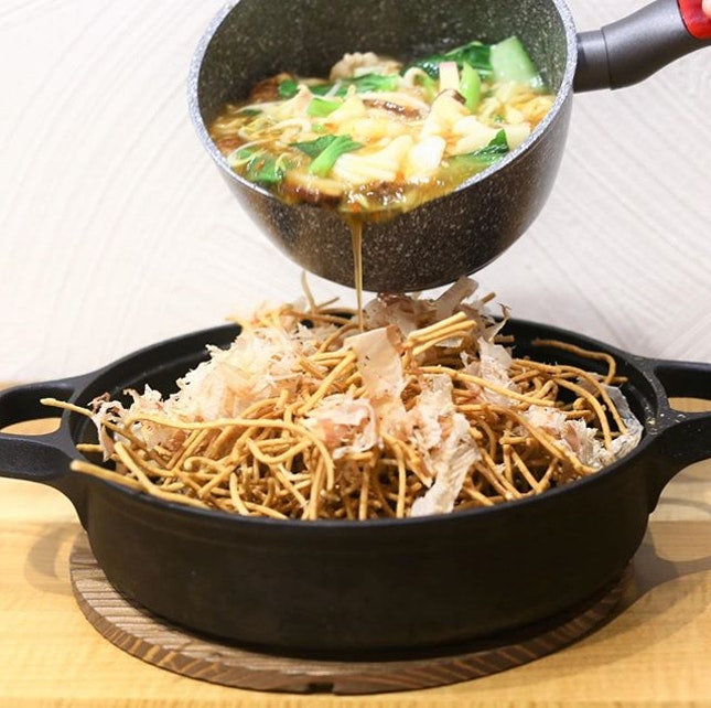 [Closed] After 3 years in Singapore, Soba specialist Nadai Fuji Soba Ni-Hachi has ceased operations.