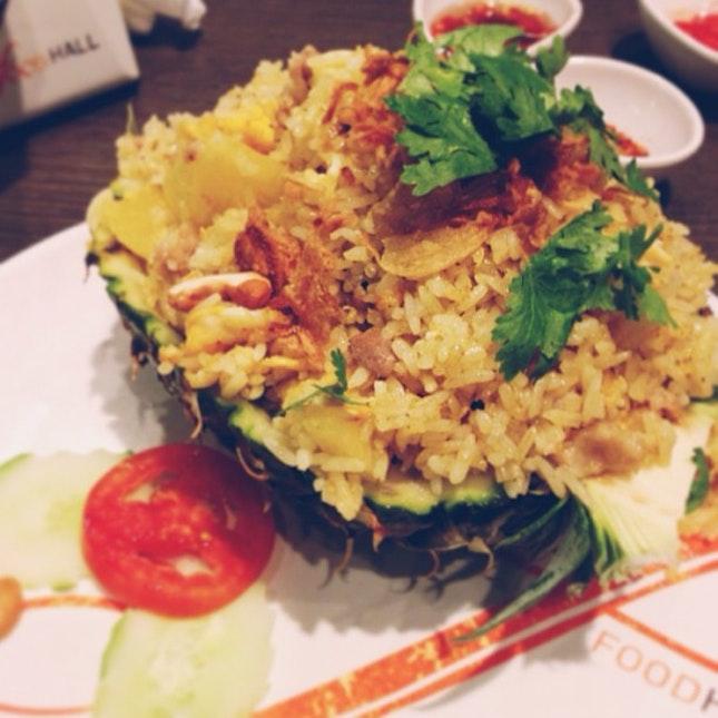 #pineapple #fried #rice #thai #food
