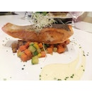 Pan-seared Escalope Of Salmon Trout