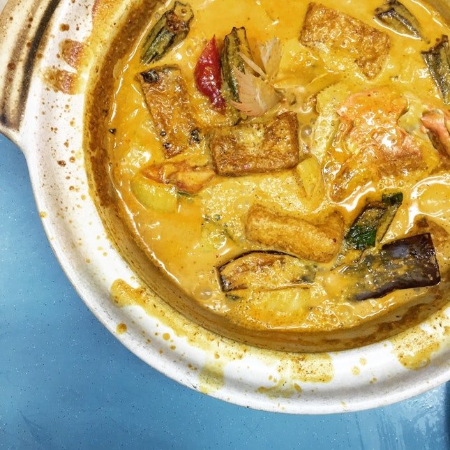 Our Favourite Fish Head Curry