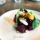 Salt Baked Red Beets