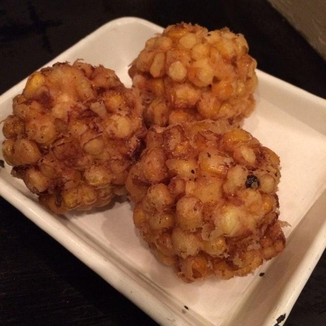 Fried Corn Ball