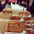 :: Chinese New Year Feast with ze Classmates..