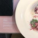 <🇩🇪> Mein Vorspeise <🇬🇧> My Appetizer • 🥗: Quinoa Salad (Half) - S$15++ 📍: @themarmaladepantry @stayoasia Singapore