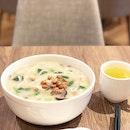 <🇩🇪> Wenn es ein regnerischer Tag ist, ist eine Suppe mir gut <🇬🇧> A soup in a rainy day, great!