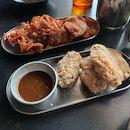 Ma Ling Luncheon Crisps & HJK Wings