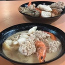 OAR Seafood Soup (Old Airport Road Food Centre)