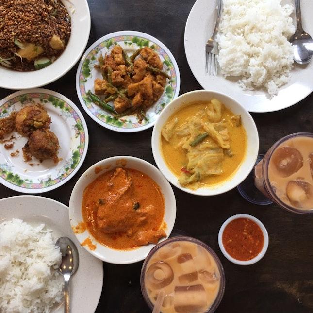 Nasi Padang ($19.60)