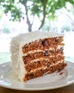 The Big Lub's Carrot Cake ($9) from The Fabulous Baker Boy is stunningly fabulous.