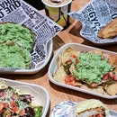 Originated in Australia, Guzman Y Gomez (@guzmanygomezsg) aims to bring the flavours of Mexico to your table using the freshest Australian ingredients to make the quesadillas, tacos and tortillas.