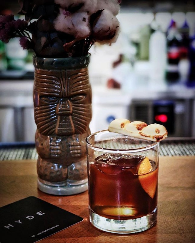 """After months of innovation and renovation, Jekyll & Hyde has finally launched a new menu titled """"Volume One"""", which refreshes their line-up of contemporary cocktails with a fun element injected into each concoction."""