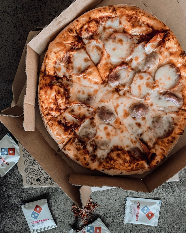 When the pizza cravings kick in, you know you have to get your hands on a slice or an entire pan.