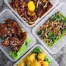 My friends truly know me well and they sent me a dinner package to celebrate my celebratory day with food from one of my favourite zichar places, Keng Eng Kee Seafood.