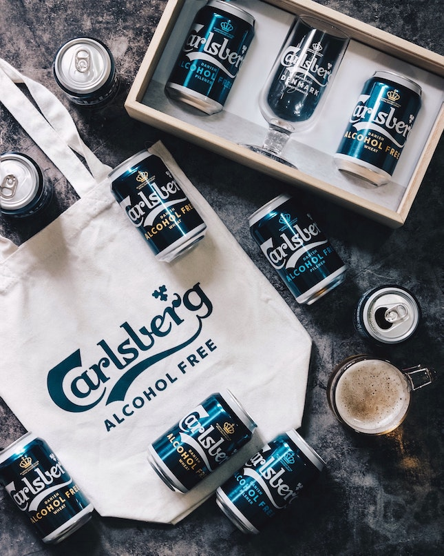 Despite containing not more than 0.5% alcohol by volume (ABV), the new alcohol free range from Carlsberg still boasts the same great taste.