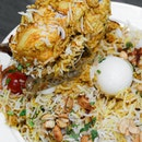 If you ask me to name a place for excellent biryani, my answer will usually be Mr. Biryani, and especially for their Hyderabad Chicken Dhum Biryani.