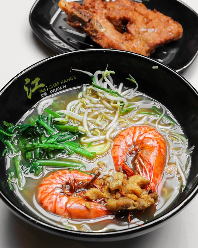 Food Folks, Singapore's first locally-focused everything-food concept nestled within Lau Pa Sat, has opened on 26 November, and this new space houses both food retail products and 10 F&B establishments.