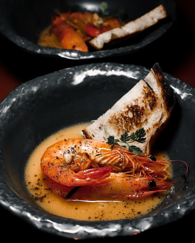 Singapore Restaurant Week is back from 5 March to 28 March, and the French restaurant, La Brasserie, located within The Fullerton Bay Hotel is one of the participating restaurants for the event.