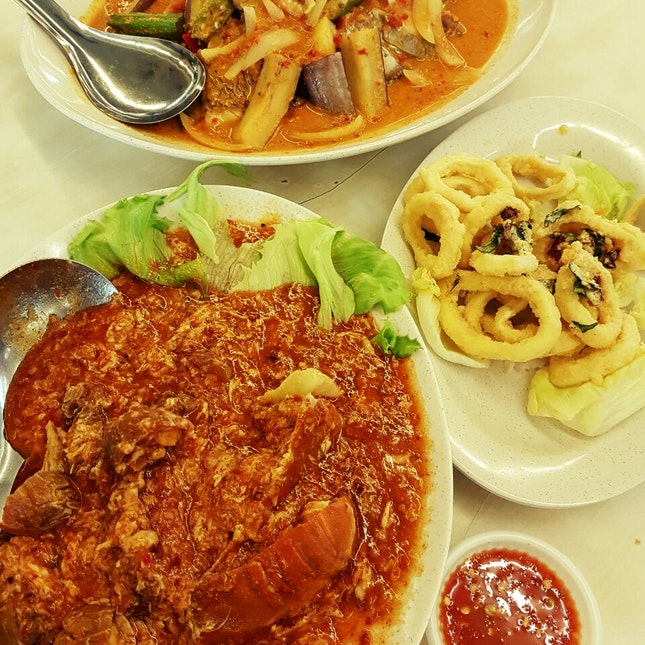 Seafood Park Tze Char 海鲜食霸