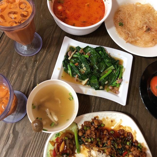 Best Thai Food Deal