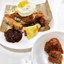Adam's Special With Mutton Rendang