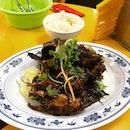 Black Pepper Crab $30