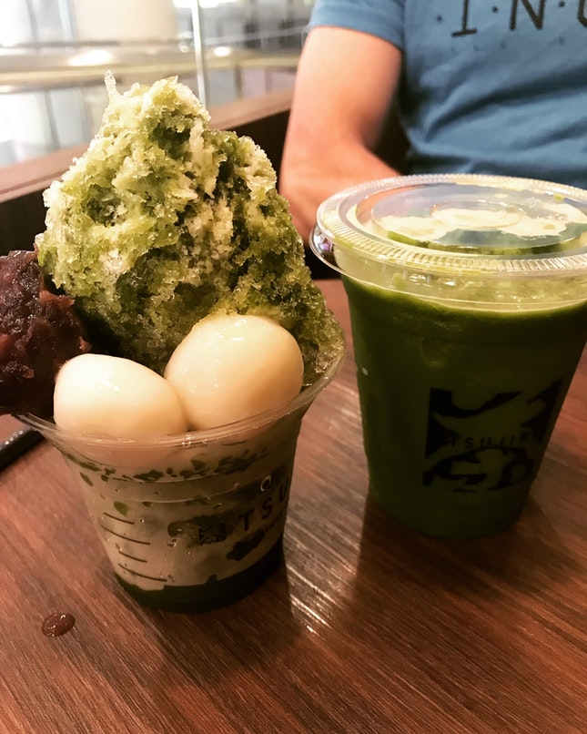 The epitome of matcha