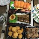 Takeaway Lunch @donkisg $23.10
