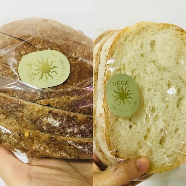 Campa Grain 1/2 Loaf $2.70   Grissini Sesamo 1/2 Loaf $1.70