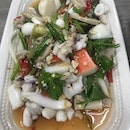 Mixed Salad (Yum mixed Seafood) $12