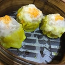 Fish Roe With Siew Mai $4.50