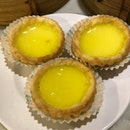Baked Mini Egg Tart $3.20