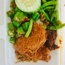 Chicken Wing, Ladies Fingers, French Beans $5.70