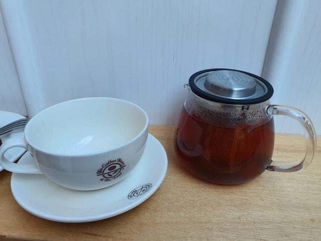 #BurppleBeyond #1for1 African Sunrise Hot Tea $7.50