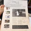 @paulbakery_sg paper over breakfast...