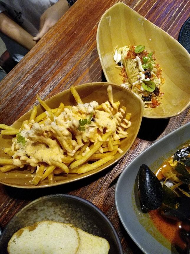 Next Big Thing: Mentaiko Fries