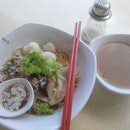 BA CHOR MEE housed in old school BA KUT TEH Kopitiam