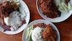 Best Fried Chicken Nasi Lemak In Town