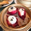 Steamed Foie Gras Dumplings