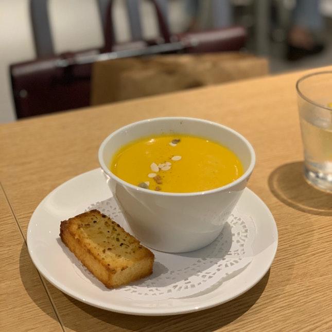 Pumpkin Soup 🥣