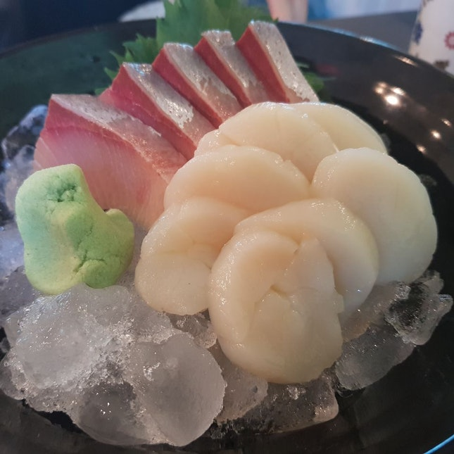 Fresh Sashimi 1 For 1
