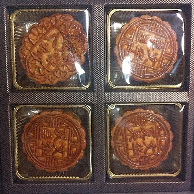Assorted Mooncakes