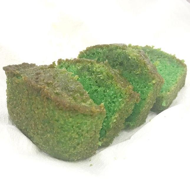 Pandan Sugee Cake