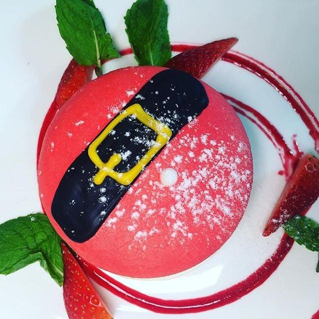 Raspberry Cheese Parfait